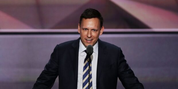 Peter Thiel's $5 billion Roth IRA moves Congress to consider changes to investment account's rules