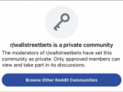 Reddit Trading Group WallStreetBets Goes Private: Where Will Retail Traders Go Now?