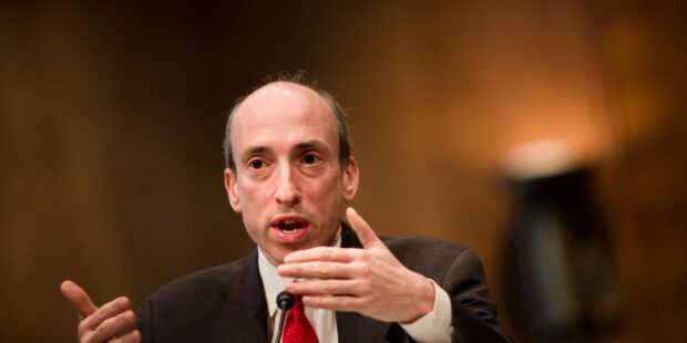 SEC's Gensler promises new climate-risk rules by end of 2021