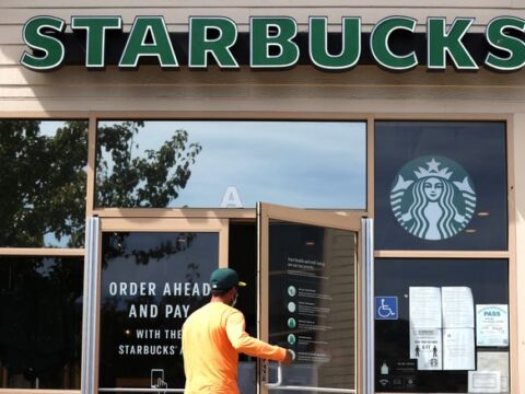 Starbucks Earnings Crushed Expectations. Its Stock Is Dropping.