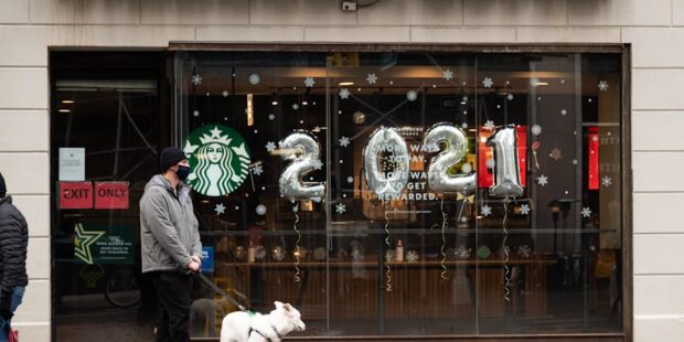 Starbucks earnings: Revenue and same-store sales surge in US, fueled by cold beverages