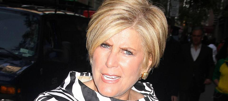 Suze Orman worries about a market crash — here's what you should do