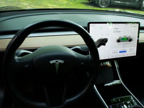 Tesla Stock Soars. Here Are Four Reasons Why.