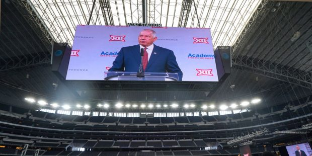 Universities of Texas and Oklahoma to jump to SEC