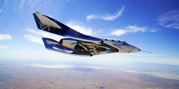 Virgin Galactic Stock Tripled. Here's What Wall Street Did.