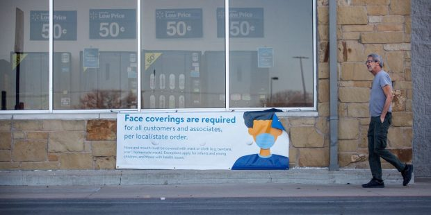 Walmart requires that headquarters staff be vaccinated against COVID-19 by Oct. 4, while Disney gives workers at all U.S
