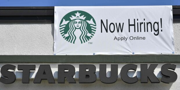 Why aren't more Americans working? Do they plan to get a job soon?