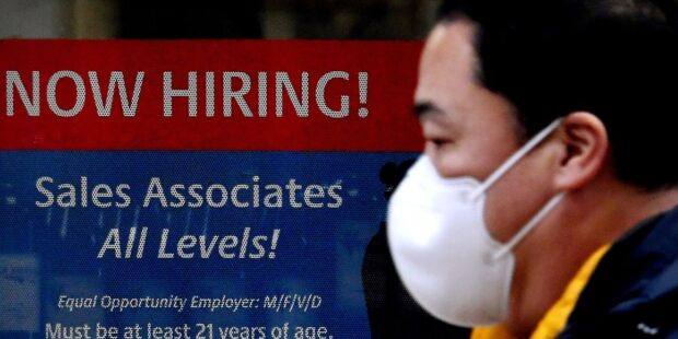 Why aren't unemployed Americans looking for work? Here's the No