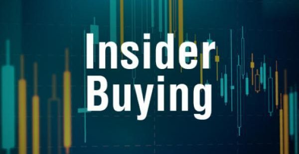 4 Stocks Insiders Are Buying