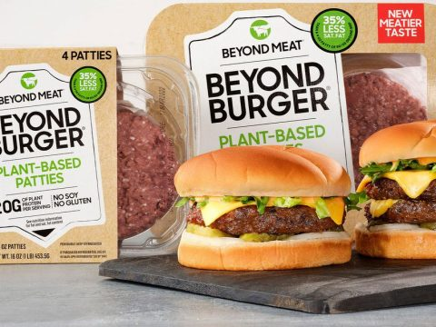 Beyond Meat shares dip 4% on bigger-than-expected loss, Q3 warning