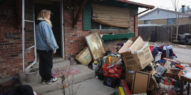 Biden administration issues targeted new eviction moratorium