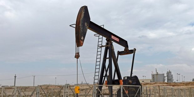 Crude-oil futures jump 3% early Monday