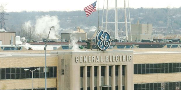 GE and Four More Industrial Stocks Due For a Bounce–For Good Reason.