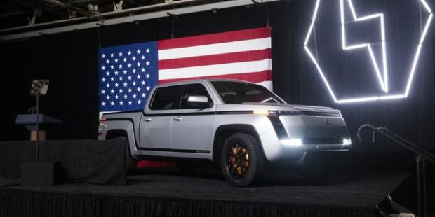 Lordstown Motors Has a New CEO. The Stock Is Soaring.