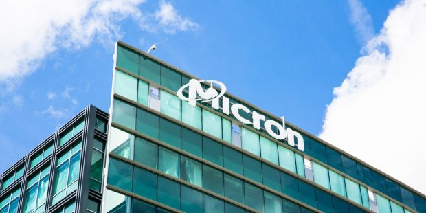 Micron stock is heading for its worst day since March of 2020