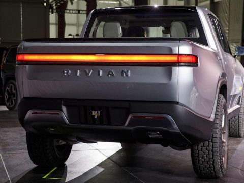 Rivian Files for IPO, Seeking About $80 Billion Valuation