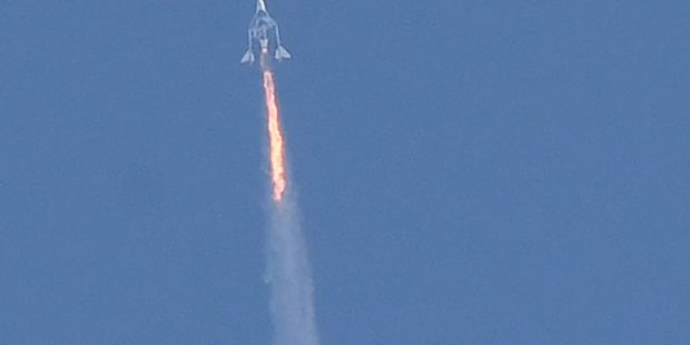 Virgin Galactic lands on $450,000 as starting price for space tourism