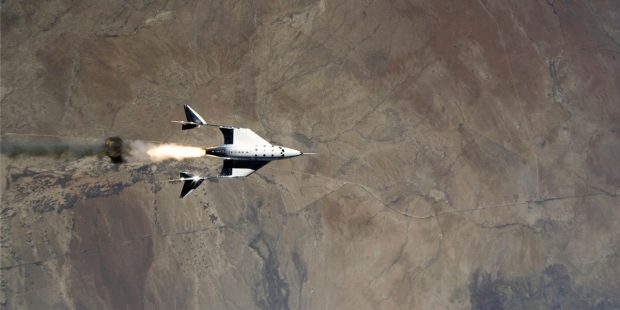 Virgin Galactic's stock rallies as Wall Street hails space-tourism seat sales