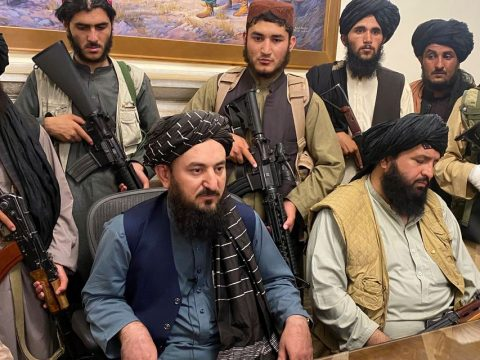 What the Afghan government's collapse might mean for the U.S
