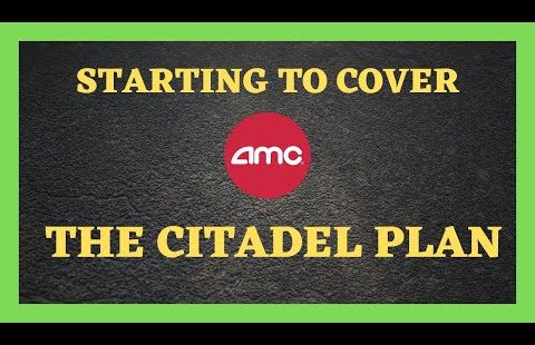 AMC STOCK   CITADEL STARTING TO COVER
