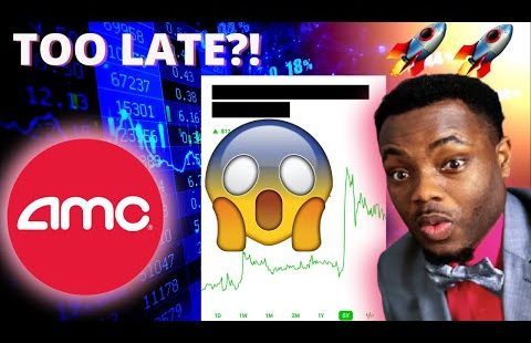 """Bewitch AMC Stock Now . . Or """"Too Late"""""""
