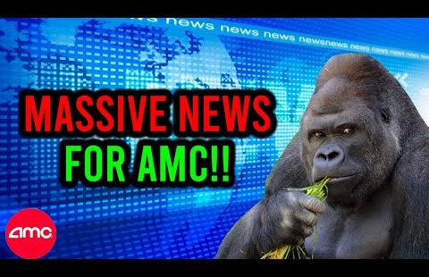 AMC STOCK: THIS IS HUGE!!