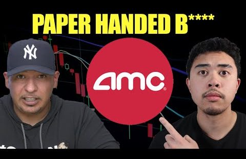 """AMC Inventory – My Message To ReviewDork """"You are a Paper Handed B****"""""""