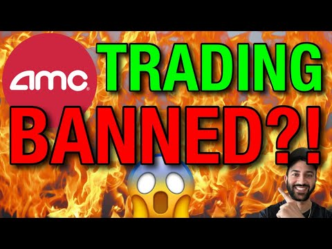 AMC STOCK   Shopping and selling Would possibly be BANNED!!