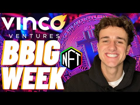 EVERYTHING YOU NEED TO KNOW FOR BBIG STOCK NEXT WEEK…