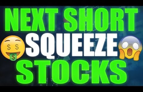 The Subsequent 4 Quick Squeeze Stocks (This Week)