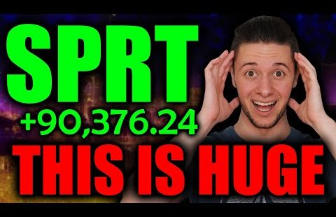 SPRT Stock The SQUEEZE Is HUGE | Construct This Now