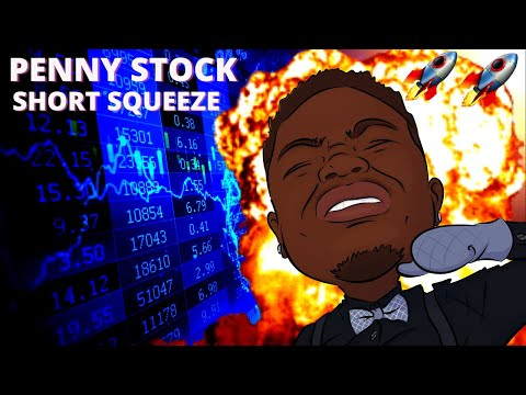 Penny Stock Immediate Squeeze!