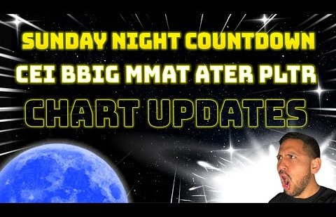 Breakout Coming? | BBIG CEI MMAT ATER PLTR Inventory Chart Technical Prognosis & Be conscious Predictions Change