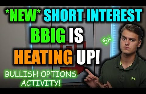 MASSIVE BBIG STOCK UPDATE! WE Hit ALL TIME HIGHS! BBIG Stock Prognosis, BBIG Stock Mark Prediction!
