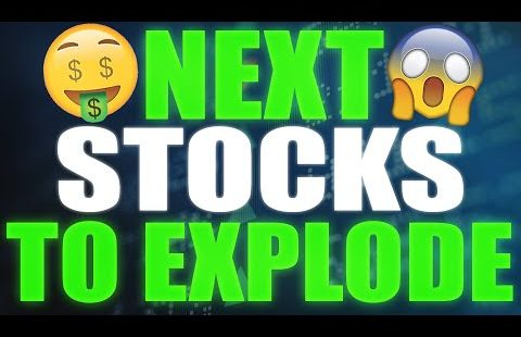 NEXT STOCKS TO EXPLODE (Short Squeezes)