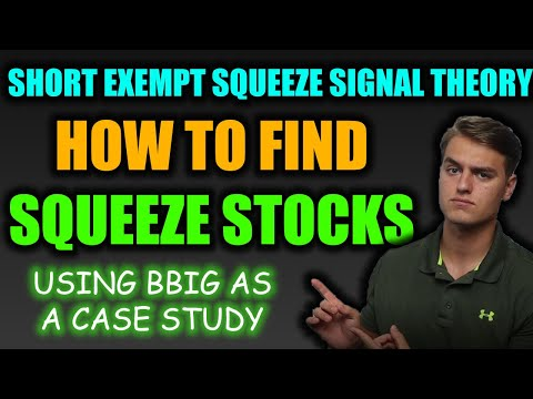How To Gain Squeeze Shares: An In-Depth Peep At What It Takes! The use of BBIG Stock As A Case Gape
