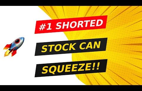 🚨 NUMBER ONE SHORTED STOCK THAT HASN'T MOVED!! POTENTIAL SHORT SQUEEZE?!