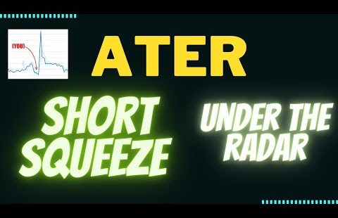 ATER Flying Below The Radar | HUGE SHORTSQUEEZE NUMBERS | Safe In While Or no longer it's Composed LOW