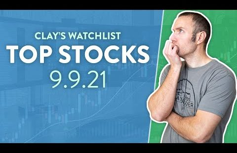 High 10 Shares For September 09, 2021 ( $BBIG, $GSAT, $AMC, $ANY, $ATER, and additional! )