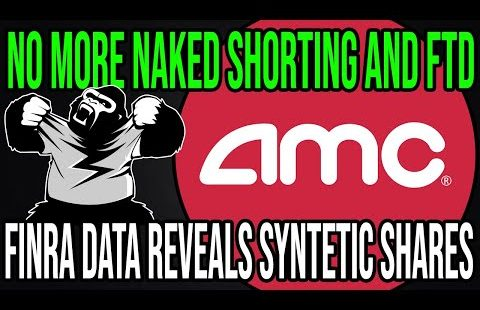 AMC STOCK 🔥  CONFIRMED NEW DTCC RULING THAT CAN TRIGGER AMC SHORT SQUEEZE + NEW HUGE FINRA DATA!