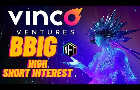 BBIG MONDAY PRICE TARGET || VINCO VENTURES BBIG HAS EXTREMELY HIGH SHORT INTEREST + CALL OPTIONS