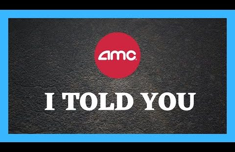 AMC STOCK | I TOLD YOU