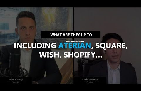 [WHAT ARE THEY UP TO] Talking Aterian (Formerly Mohawk), Wish, Sq., and extra