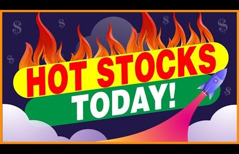 HOT STOCKS TODAY : BBIG, METX, ATER