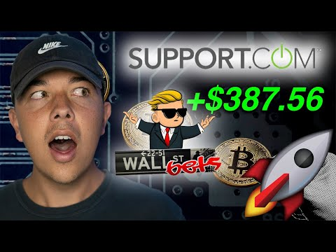 SPRT Stock Is WallStreetBets Subsequent Plot!
