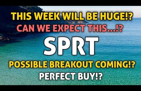 HUGE SPRT STOCK UPDATE! – COULD SPRT SEE A RECOVERY & MORE GROWTH THIS WEEK? – … WHAT HAPPENS NEXT