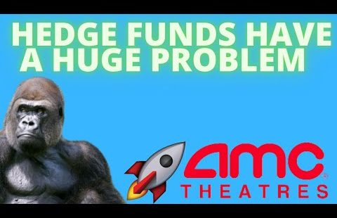 AMC STOCK: HEDGE FUNDS HAVE A HUGE PROBLEM – WHY IS AMC FALLING?! – (Amc Stock Prognosis)