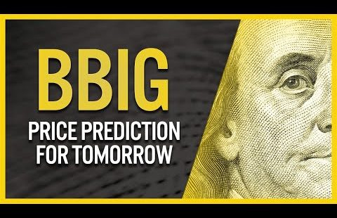 BBIG Inventory – Vinco Ventures Inventory Tag Prediction for The next day September 2nd