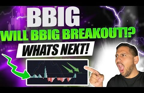 WHAT HAS TO HAPPEN!?   BBIG Stock Chart Technical Analysis & Label Predictions Update!