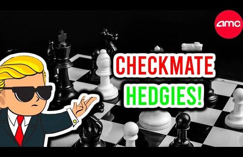 🚀 AMC STOCK: CHECKMATE HEDGE FUNDS